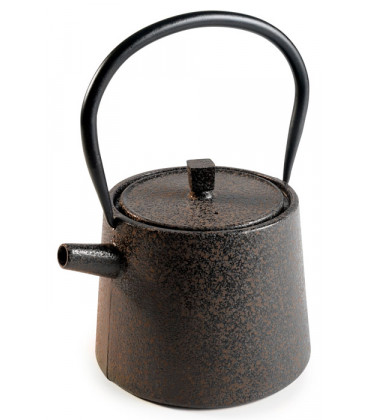 Cast iron teapot KUTA by Ibili