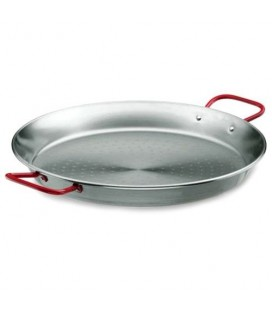 Lacor steel paella pan
