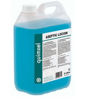 Gel hidroalcohólico sanitario ASEPTIC de Quimxel