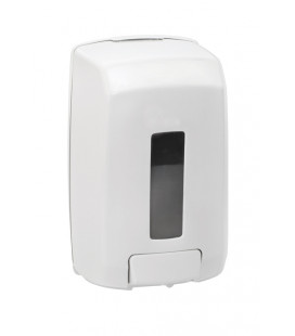 Dispensador de jabón y gel WHITE de Lacor