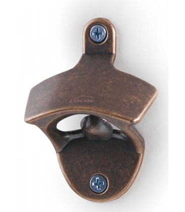 Wall mounted bottle opener by Lacor