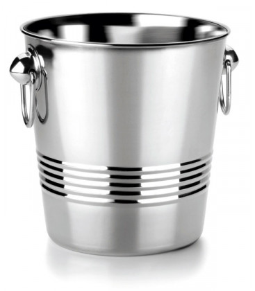 Cube ice stainless Enfriabotellas Garinox of Lacor