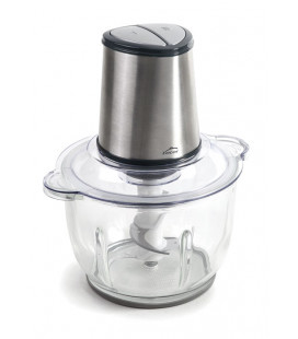 Glass electric mincer by Lacor