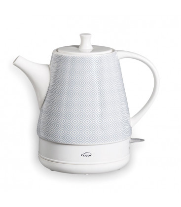 Ceramic electric kettle Gala by Lacor