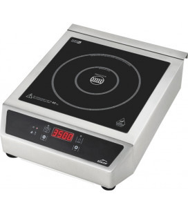 Professional 3500W induction hob from Lacor