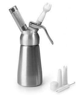 Siphon crème Lacor en aluminium