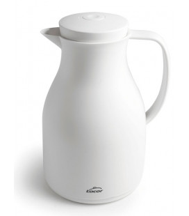 Thermos jug WHITE by Lacor