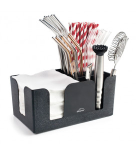 Cocktail accessory organiser by Lacor