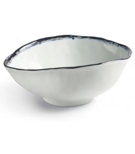 Bol oval de melamina serie Sea de Lacor