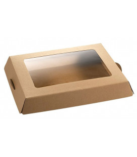 Tapa RECYCLE TRAY 317x240 mm de Effimer (100 uds.)