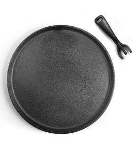 Pack plancha: plato de hierro y quemador