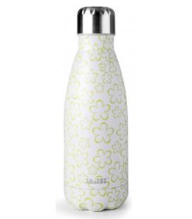 Botella termo inoxidable Spring Lemon de Ibili