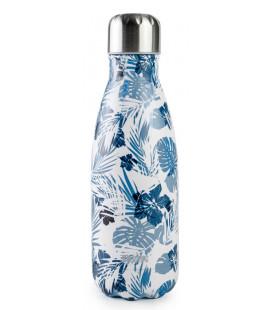 Botella termo inoxidable Tropic de Ibili