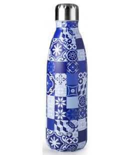 Botella termo inoxidable Lisboa de Ibili