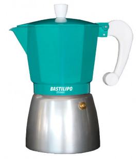Cafetera express 9 tazas CORAL de Bastilipo