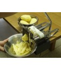 Cut potatoes 3 cutters of Lacor