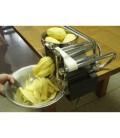 Couper les pommes de terre 3 coupeurs de Lacor