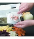 Vegetables and Lacor Chips cutter