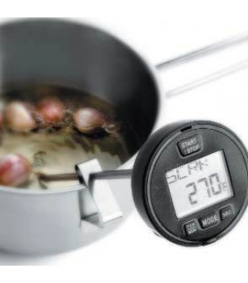Multipurpose thermometer with alarm of Lacor
