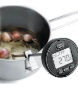 Thermomètre multifonction avec alarme de Lacor