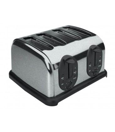 Automatic Stainless 4 slots of Lacor toaster