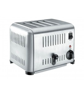 Toaster Buffet stainless 4 slots 2240W of Lacor