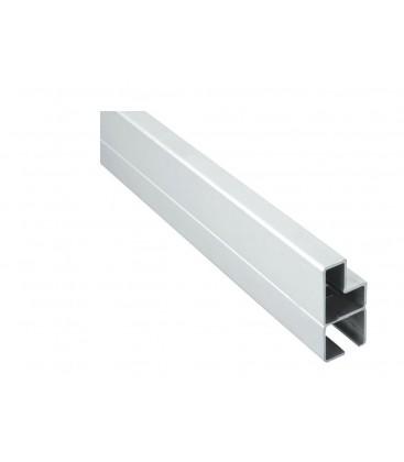 Rail modulaire de rayonnages de Lacor