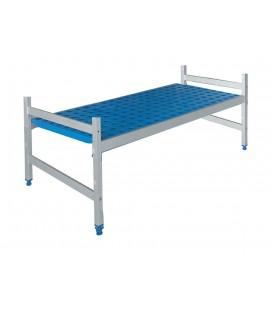 Simple bench modular shelving of Lacor