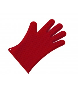 Glove silicone 5 fingers of Lacor