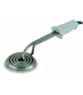 Electric burner 12 Cm round 1000 W of Lacor