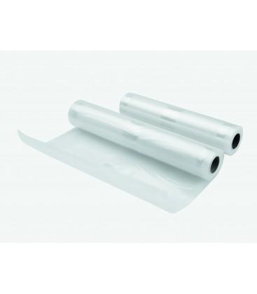Pack 2 vide en plastique conservation de bobines 22 + 28 Cm - 5 M