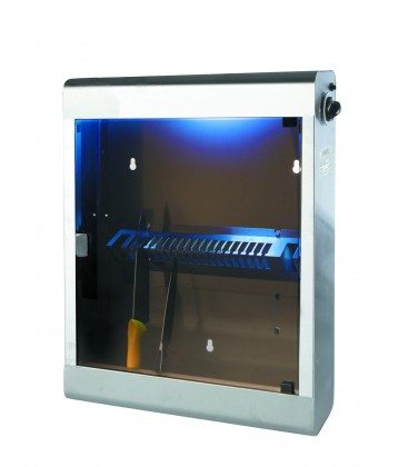 Cabinet de 20 couteaux Lacor d'ozone estelrilizador