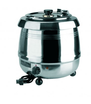 Cuiseur réchauffeur OLT 10 Lacor inox électrique soupe