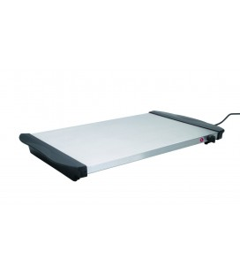 Stainless electric heating plate of Lacor