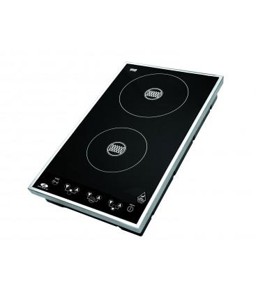 Table à double induction portable 3100W de Lacor