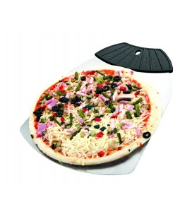 Pelle inox Pizza de Lacor