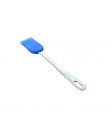 Narrow silicone brush stainless handle of Lacor