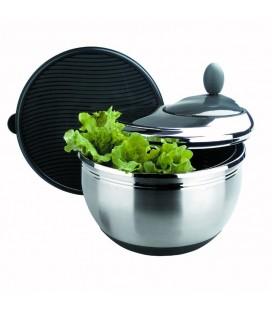 Stainless vegetable centrifuge of Lacor