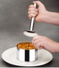Poussoir pour cercle de pâtisserie de Lacor