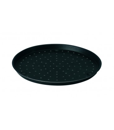 Pizza mold aluminum with holes in Lacor