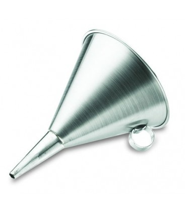 Funnel stainless steel 18/10 of Lacor