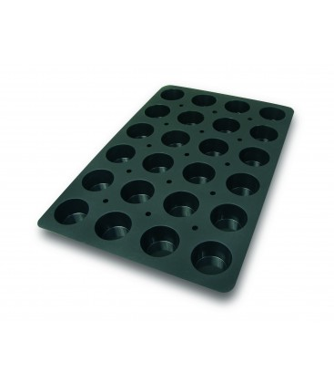 60 X 40 Cm 69 X 39 Mm of Lacor Muffin silicone mould