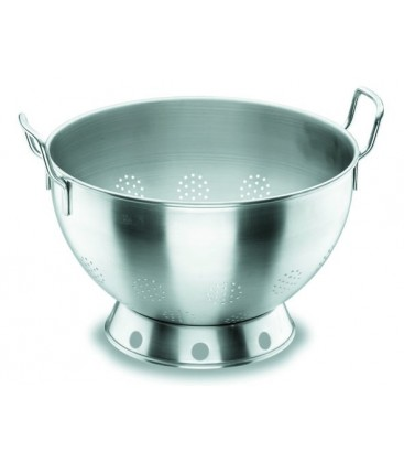 Colander with Lacor stainless Base with stand