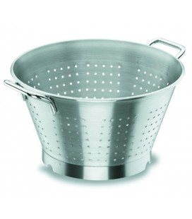 Conical colander with stand base of Lacor
