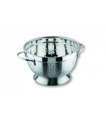 Colander with stand Lacor stainless-Garinox