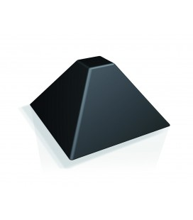 Mold silicone 60 X 40 Cm 65 X 65 X 35 Mm of Lacor pyramid