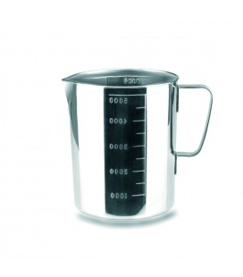 5 liter jug 18/10 stainless of Lacor