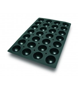 60 X 40 Cm 70 X 35 Mm of Lacor hemisphere silicone mould
