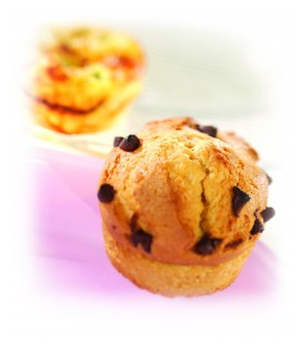 Molde Silicona 60X40 Cm Mini Muffin 45X30 Mm de Lacor