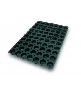 Moule silicone 60 X 40 Cm Mini Muffin Lacor 45 X 30 Mm